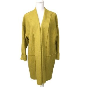 JONES NEW YORK Open Front Boucle Cardigan Jacket